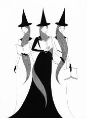 For The School of Witchery Book Club: www.schoolofwitchery.net