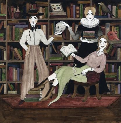 The Parisian Ladies' Shakespearean Society (2018)
