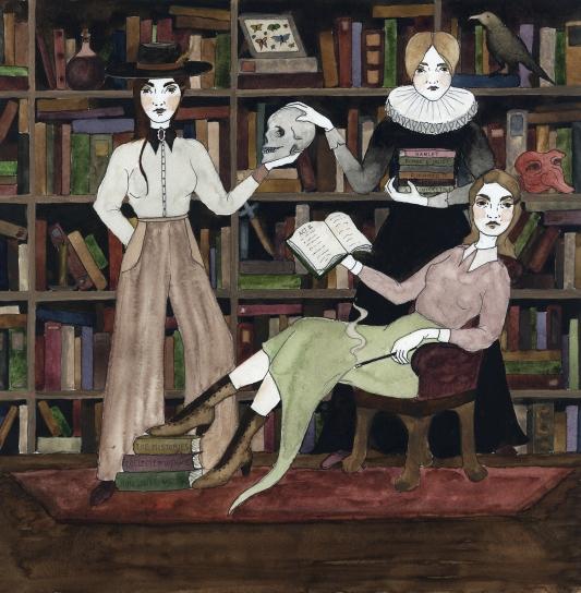 ParisianLadies'ShakespeareanSociety4