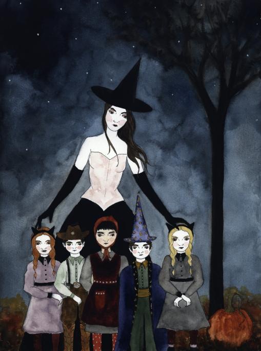 Witch'sBrood