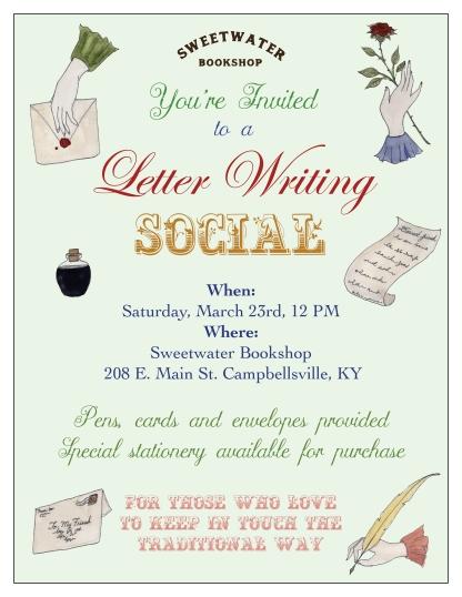 LetterWritingSocial